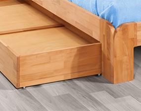 Zásuvka pod postel