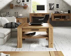 Kávový stolek CUBIC