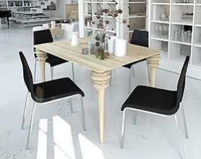 Stůl PARIS nerozkládací