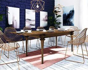 Stůl PARIS rozkládací
