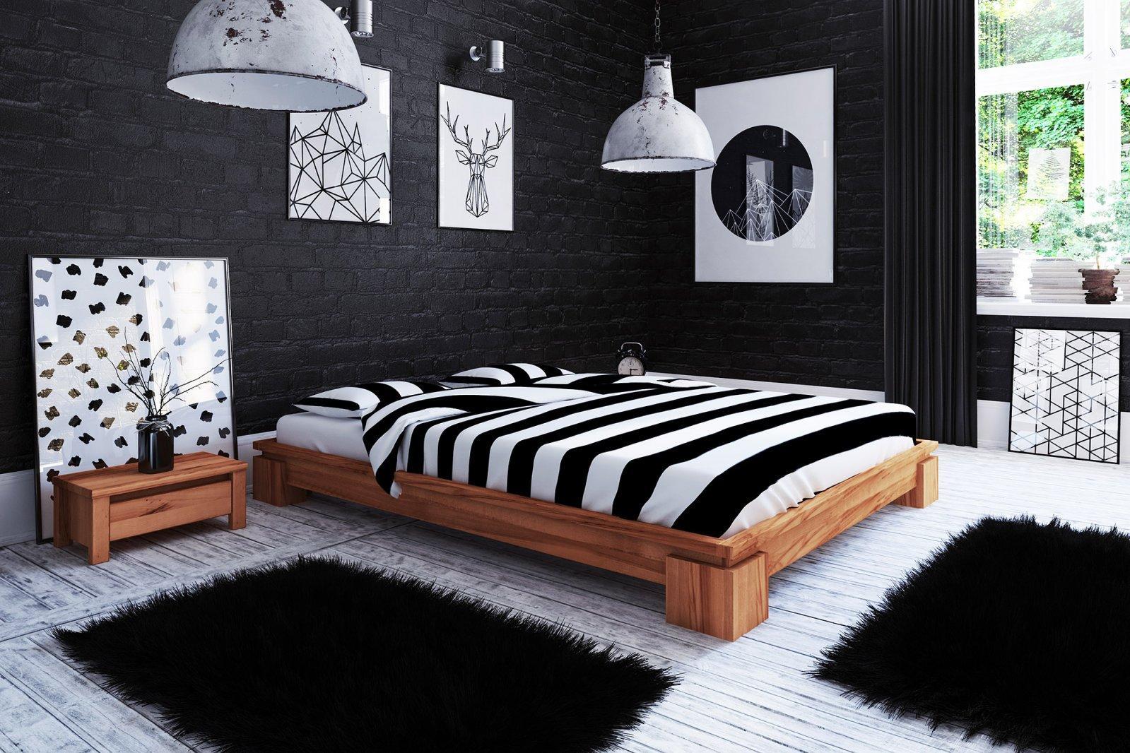 Rám postele VINCI nízká