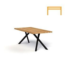Stůl OXIDE nerozkládací