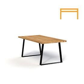 Stůl ZINC nerozkládací