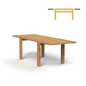 Stůl JAMES rozkládací