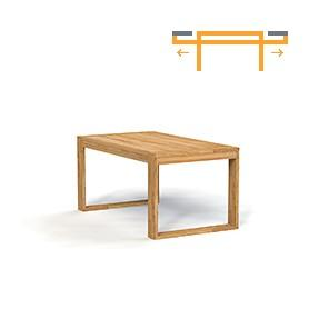 Stůl MINIMAL rozkládací