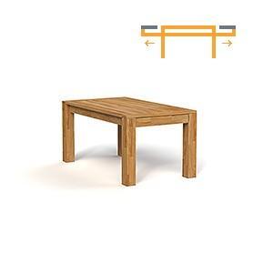 Stůl CUBIC rozkládací